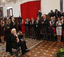 """Entrega del Premio de Literatura en Lengua Castellana """"Miguel de Cervantes"""" 2015 a Fernando del Paso"""