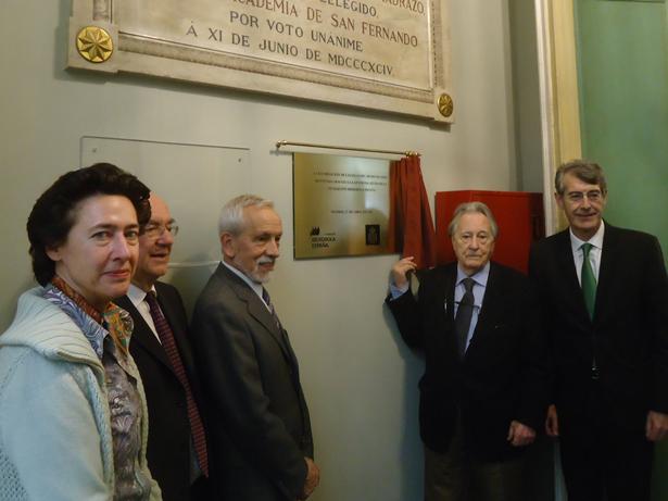 La iluminación del Museo de la RABASF ha sido renovada por Iberdrola
