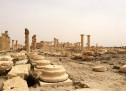 Expertos de la UNESCO hacen un balance preliminar de la destrucción en sitio del Patrimonio Mundial de Palmira