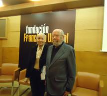 Caballero Bonald recoge el Premio Francisco Umbral al Libro del Año 2015