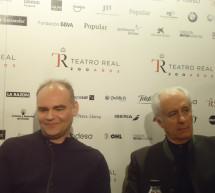 El Teatro Real presenta Moisés Y Aarón