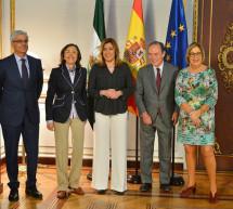 El Teatro Real y la Junta de Andalucía firman un convenio para el desarrollo de actividades educativas y culturales
