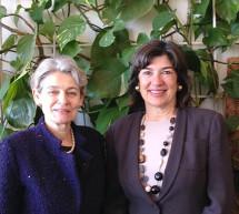 Irina Bokova, y Christiane Amanpour defienden la labor de Khadiha Ismayilova, ganadora del premio mundial UNESCO/Guillermo Cano de Libertad de Prensa