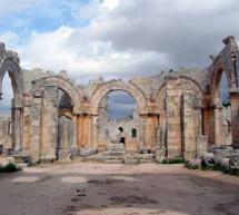 La Directora General de la UNESCO deplora daños severos a la iglesia siria de San Simeón, patrimonio de la humanidad