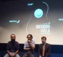 Iberia y la guitarra de Paco de Lucía vuelan juntos