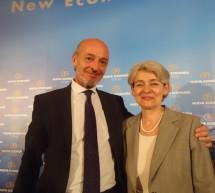 Conversación con Irina Bokova, directora general de la UNESCO