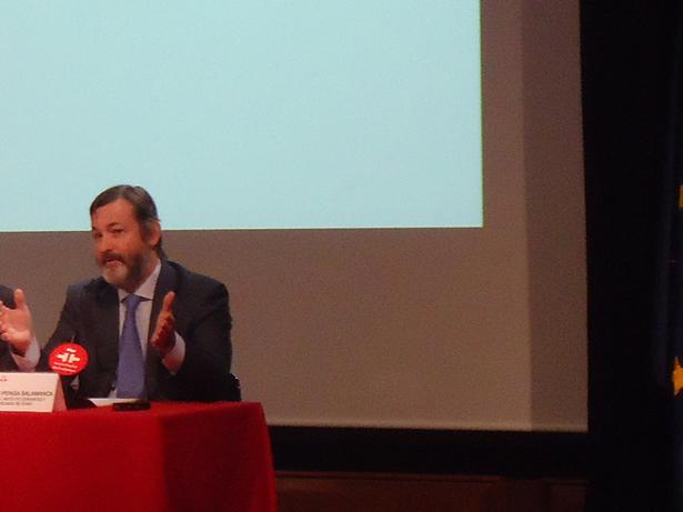 Rafael Rodríguez-Ponga, satisfecho de reforzar EUNIC y convertirla en socio cultural preferente de las instituciones europeas