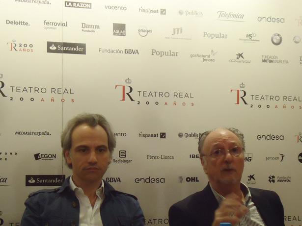 El Teatro Real estrena el emperador de la Atlántida