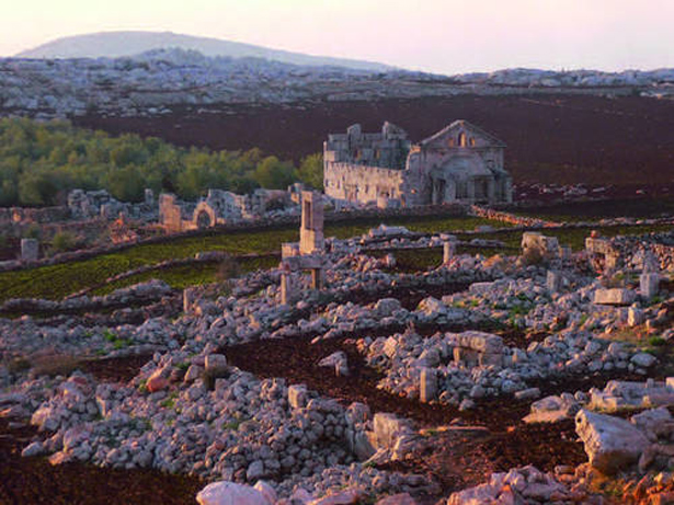UNESCO SIRIA. ©Simone Ricca