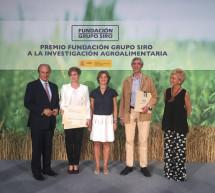 García Tejerina preside la ceremonia de entrega del Premio Fundación Grupo Siro a la Investigación Agroalimentaria