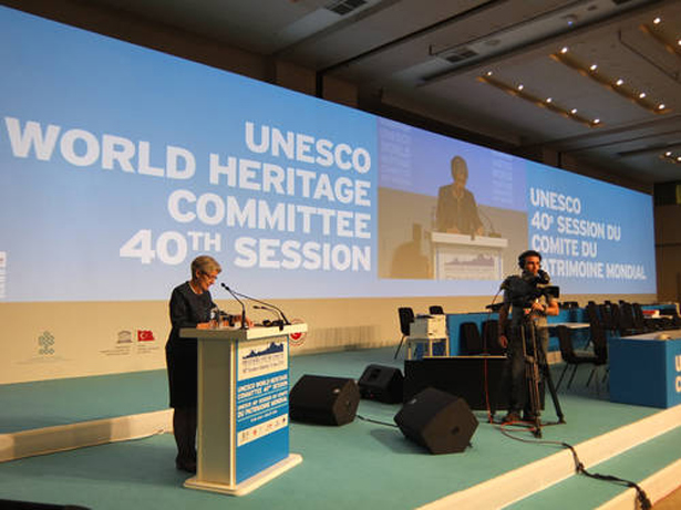Apertura en Estambul del Comité del Patrimonio Mundial de la UNESCO