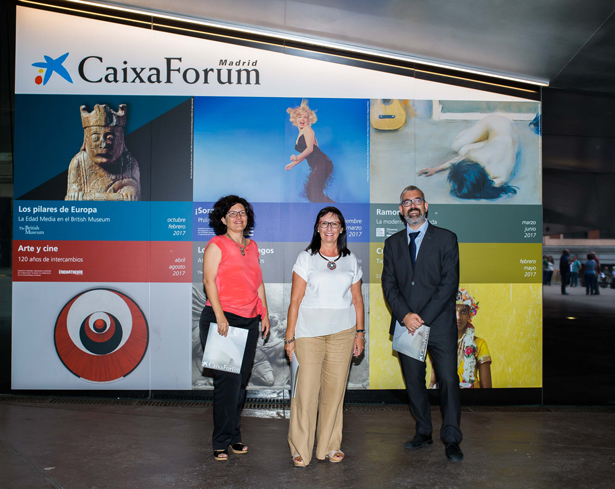 CaixaForum Madrid presenta su programación para la temporada