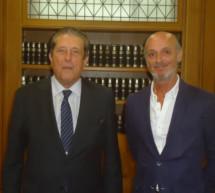 Entrevista a Federico Mayor Zaragoza, exdirector general de la UNESCO, presidente de la Fundación Cultura de Paz