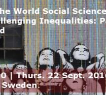El aumento de las desigualdades puede poner en peligro los ODS de la ONU, según el informe de las ciencias sociales coeditado por la UNESCO