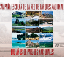"""El MAGRAMA pone en marcha la campaña escolar """"100 años en la Red de Parques Nacionales. Conservando la naturaleza juntos"""""""