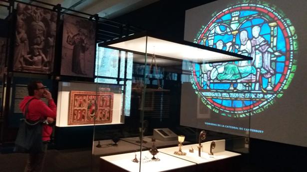 Los pilares de Europa. La Edad Media en el British Museum CaixaForum Madrid
