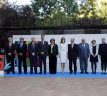 """La Reina Letizia asistió al Seminario """"Una nueva cooperación iberoamericana"""""""
