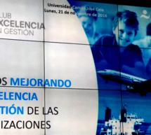 El CEG presenta el libro de la excelencia española
