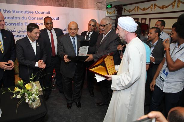 La Reunión del Consejo Ejecutivo de la OMT se celebra en Luxor, Egipto