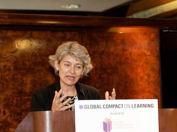 Mensaje de Irina Bokova, Directora General de la UNESCO, con motivo del Día Mundial de la Ciencia para la Paz y el Desarrollo