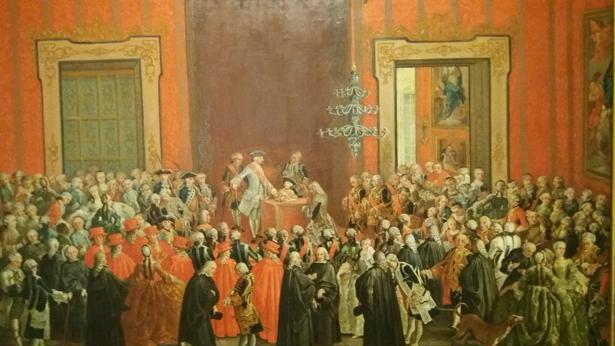 Carlos III: proyección exterior y científica de un reinado ilustrado