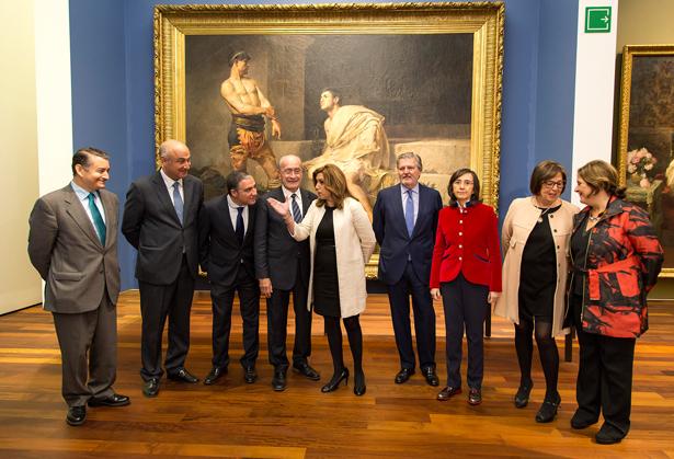 Inaugurado el nuevo Museo de Málaga
