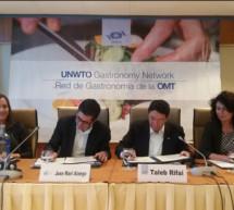 La OMT presenta su tercer Foro Mundial sobre Turismo Gastronómico