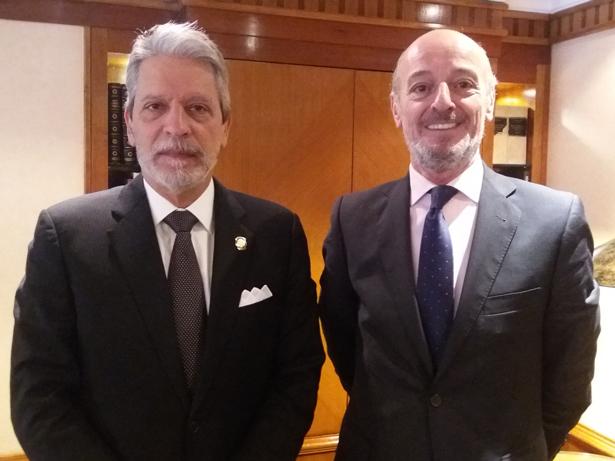Entrevista a Mauricio Ventura Aragón Ministro de Turismo de Costa Rica