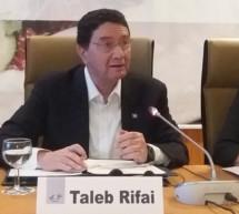 Mensaje de Taleb Rifai, secretario general de la OMT