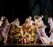 El corsario inaugura la temporada de danza del Teatro Real