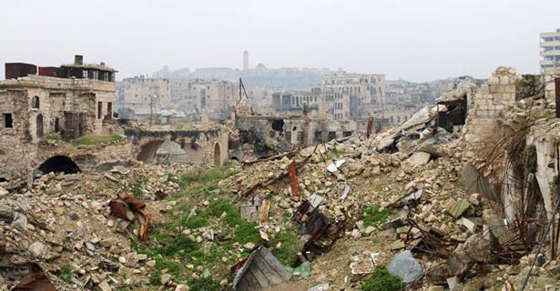 La UNESCO constata inmensos daños en su primera misión de urgencia a Alepo (Siria)