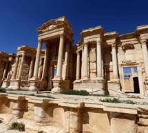 La Directora General de la UNESCO condena la destrucción del tetrápilo y los graves daños causados al teatro del sitio del patrimonio mundial de Palmira