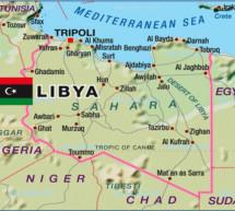 Declaración conjunta de los embajadores en Libia de Alemania, España, Estados Unidos, Francia, Italia y Reino Unido