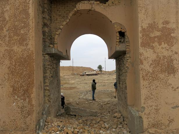 La UNESCO pide a la comunidad internacional ayuda para revivir el patrimonio cultural de Iraq masivamente destruido