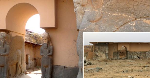 La UNESCO preocupada con el patrimonio de Iraq