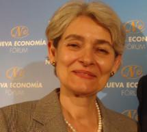 Mensaje de Irina Bokova, Directora General de la UNESCO, con motivo del Día Internacional de la Mujer