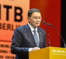 El turismo nos abre la mente y el corazón, afirma el secretario general de la OMT en la ITB de Berlín