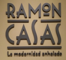 "Exposición Ramón Casas. La modernidad anhelada Obra Social ""la Caixa"""