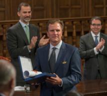 La Patrulla Aérea Civil Colombiana recibe el VII Premio de Derechos Humanos Rey de España