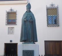 Presentación de los relieves de alabastro del sepulcro del Arzobispo de Toledo Alonso Carrillo de Acuña
