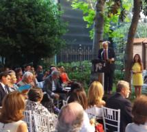 La Embajada de Colombia en España celebra la lectura conmemorativa de los 50 años de Cien años de soledad