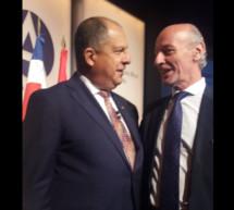 Conversación con Luis Guillermo Solís Presidente de Costa Rica