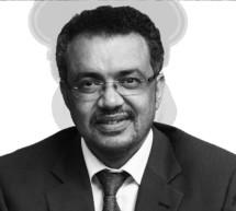 Tedros Adhanom Ghebreyesus, nuevo director general de la Organización Mundial de la Salud
