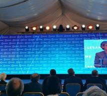 Inauguración de SESAME, acelerador de la cooperación científica en Oriente Medio