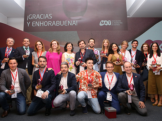 La Asociación de Marketing de España entrega los Premios Nacionales 2017