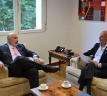 Entrevista a Alberto Furmanski, Embajador de Colombia en España