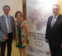 La Fundación Internacional Gómez-Martínez presenta los Cursos Magistrales Internacionales de Música | CMIM