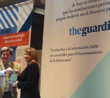 Katharine Viner recibe el XV Premio de Periodismo Diario Madrid