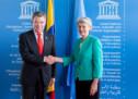 Alegato por la paz del presidente de Colombia en la UNESCO