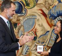 Su Majestad el Rey entrega el Premio Bartolomé de las Casas
